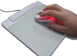 Battery Free Mouse