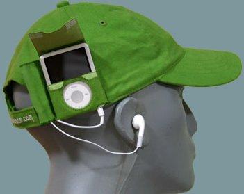 Cappello + iPod