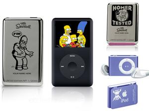 Simpson iPod