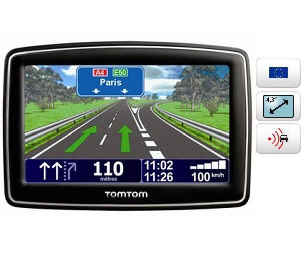 TomTom GPS XL IQ Routes Europa