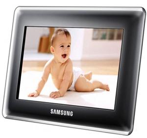 Cornici Digitali Samsung.Natale 2009 Cornici Digitali Samsung Sony E Motorola