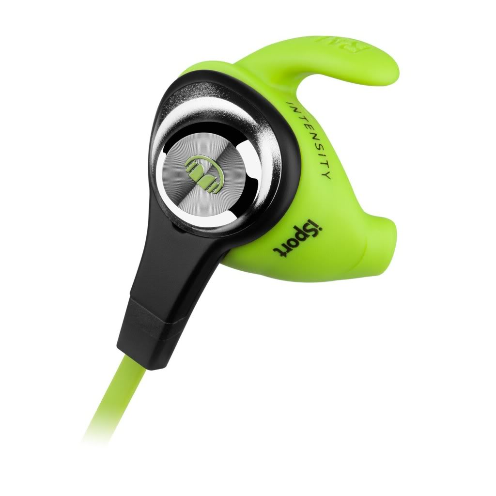 Cuffie isport di monster il movimento prima di tutto - Cuffie per sport ...