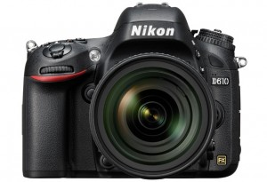 Fotocamera Nikon D610