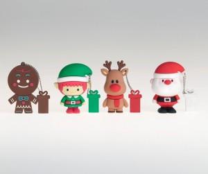Chiavette USB Christmas Tribe