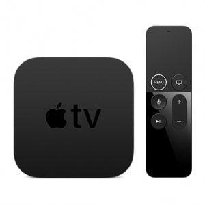 Apple Tv diventa più potente e passa al 4K