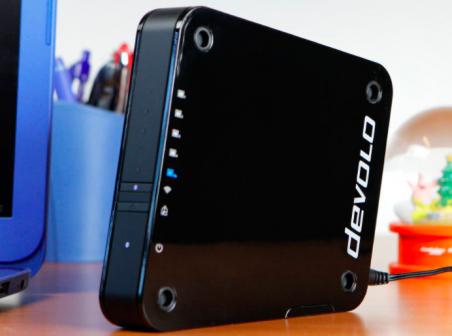 Devolo GigaGate: un wi-fi bridge ad alta velocità