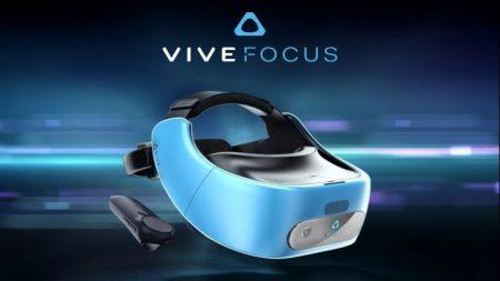 HTC lancia Vive Focus, il nuovo casco per la realtà virtuale