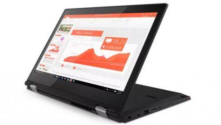 Lenovo aggiorna la linea dei ThinkPad: nuovo design e migliori prestazioni
