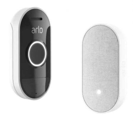 Arlo Audio Doorbell: il campanello intelligente di Netgear