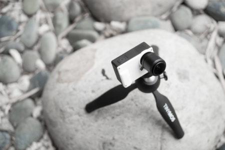 TinyMOS Nano1: una minuscola fotocamera per fotografare le stelle