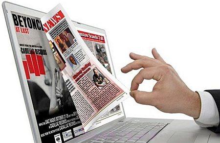 Quotidiani e riviste, online si possono leggere gratis