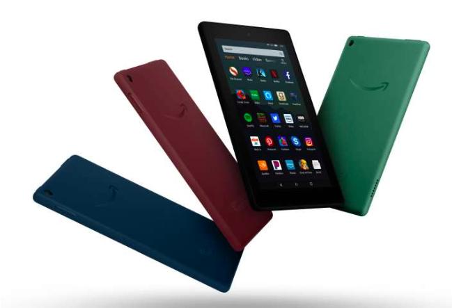 Amazon lancia la nuova linea di tablet Fire 7