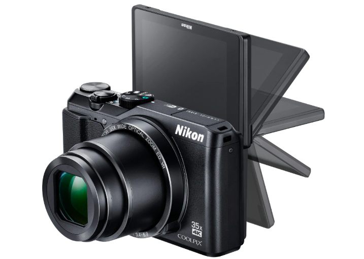 Nikon Coolpix A900: la fotocamera compatta che gira anche video in 4K