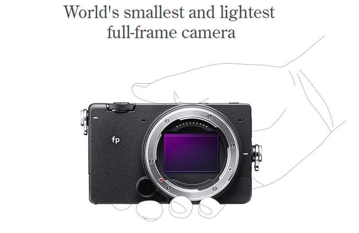 SIGMA fp: una piccola grande mirrorless full-frame