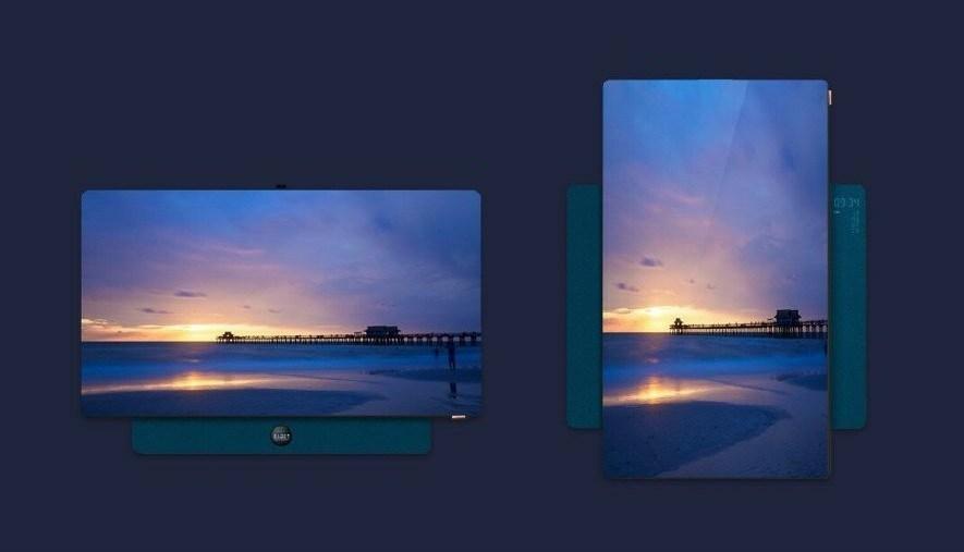 TCL Xess Smart Screen: lo schermo tv che ruota di 90 gradi