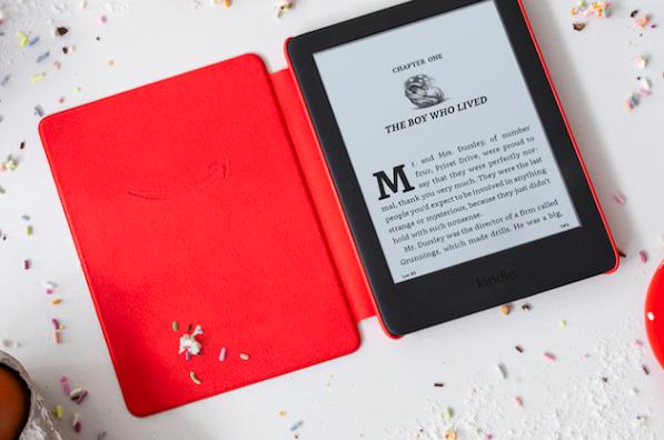 Amazon presenta Kindle Kids Edition, una versione speciale dell'e-reader per i bambini