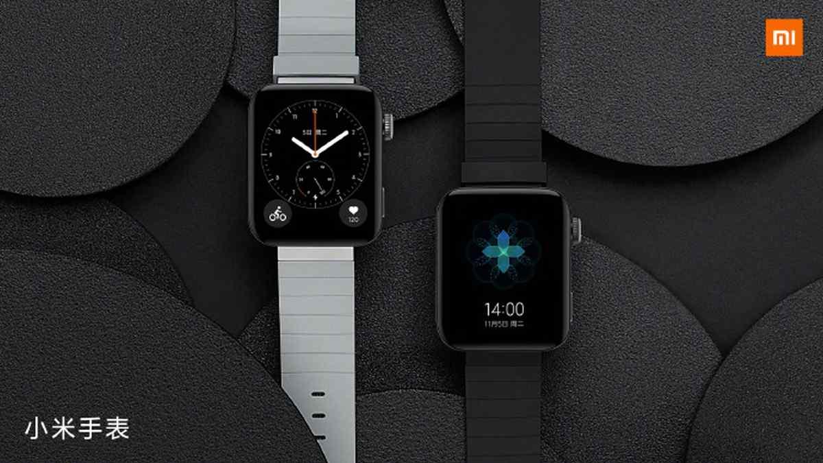 Xiaomi Mi Watch: design e principali caratteristiche