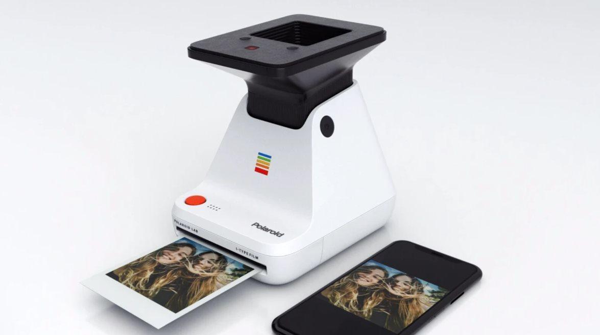 Polaroid Lab: stampa immediata delle foto sullo smartphone (senza download)