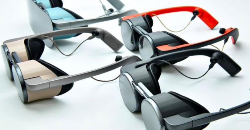 Panasonic presenta i suoi primi occhiali per realtà virtuale (VR) ultra HD con HDR