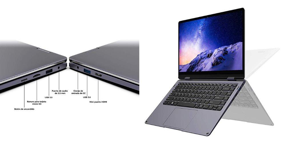 XIDU PhilBook Max: notebook convertibile a un prezzo accessibile