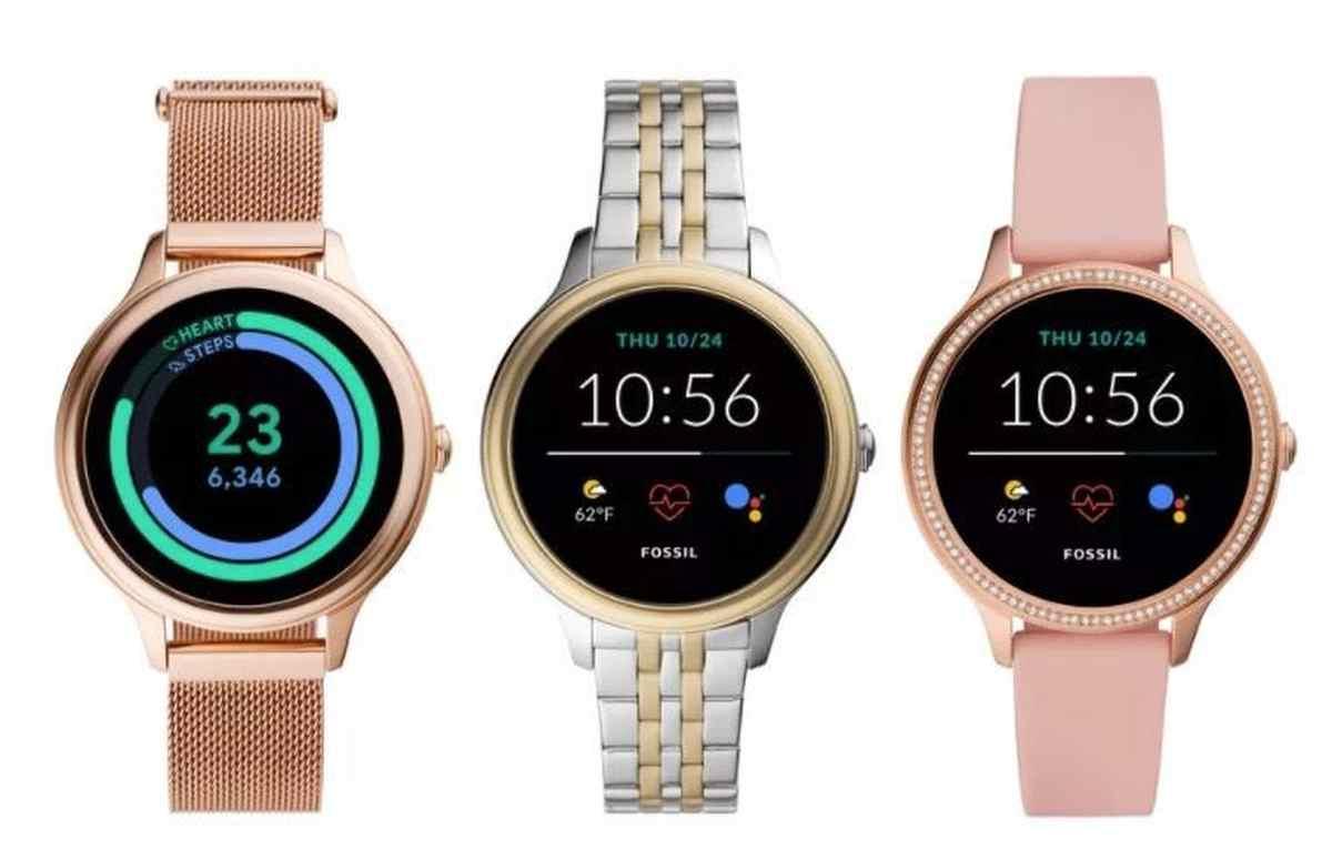 Fossil presenta una nuova serie di smartwatch low-cost