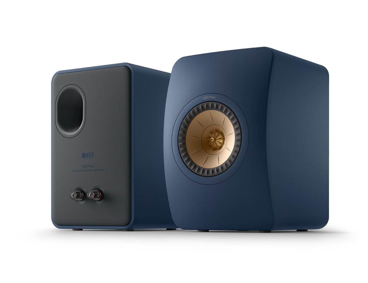 KEF LS50 Wireless II – sistema audio HiFi attivo top di gamma