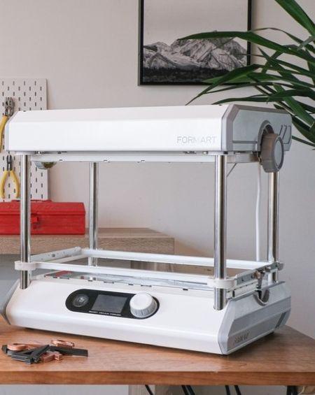 Myyard Formart 2, la stampante 3D per duplicare gli oggetti