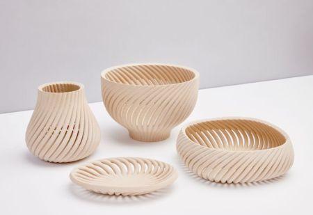 Forust: stampa 3D con gli sfridi della lavorazione del legno (di Desktop Metal)