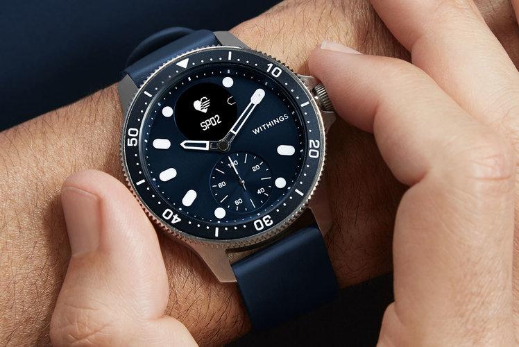 ScanWatch Horizon: l'elegantissimo smartwatch di Withings